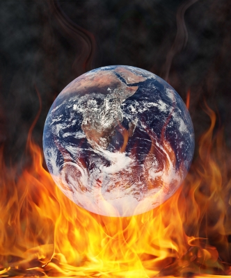 PICK A BELIEF: Climate change or Word of God. One cannot believe in both.