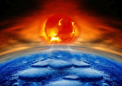 GLOBAL WARMING: Is global warming in the Bible?