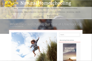 NaturalHomeschooling.com